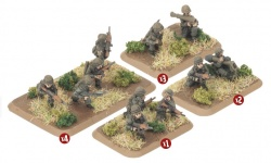 Armoured Infantry Platoon (x29 Figures)
